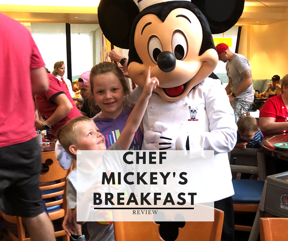 Chef Mickey's Breakfast: Review - |